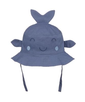 Mothercare Under The Sea Novelty Whale Hat