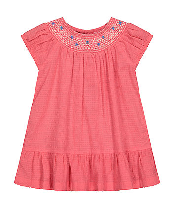 Pink Smock Dress [SS21]