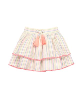 Mothercare Fresh Dress Stripe Seersucker Skirt