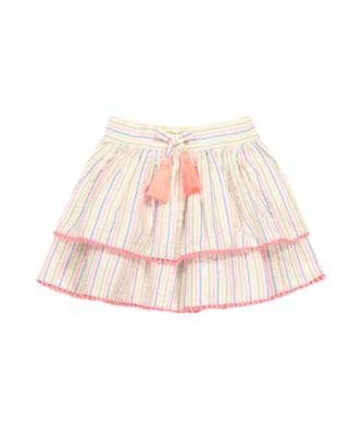 Mothercare Fresh Dress Stripe Seersucker Skirt