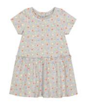 Mothercare Spotty Dropwaist Dress