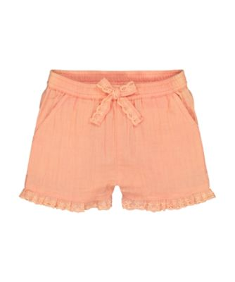 Mothercare Fresh Dress Neon Woven Shorts