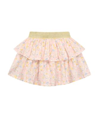 Mothercare Beachcomber Allover Print Tiered Skirt