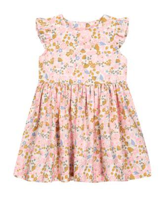 Mothercare Beachcomber Floral Woven Dress