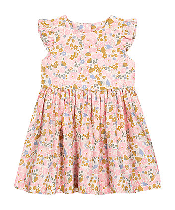 Mothercare Fashion Floral Dress