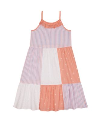 Mothercare Beach Life Floral Tiered Dress