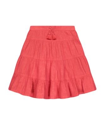 Mothercare Arizona Escape Coral Lurex Midi Skirt