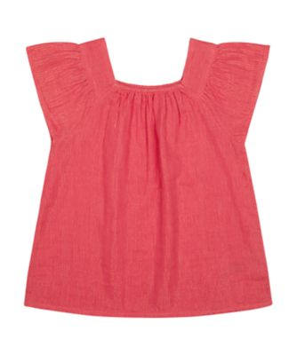 Mothercare Arizona Escape Pink Lurex Blouse