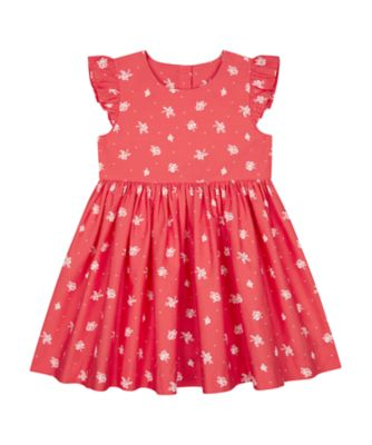 Mothercare Arizona Escape Allover Print Flower Woven Dress