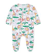 Mothercare Jungle Sleepsuit