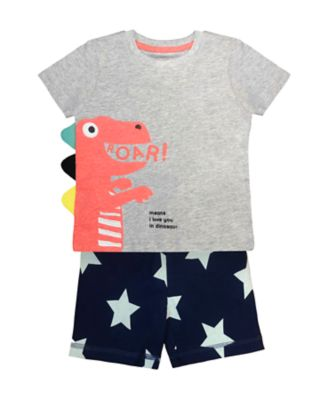 Mothercare Dinosaur Road 3D Shortie