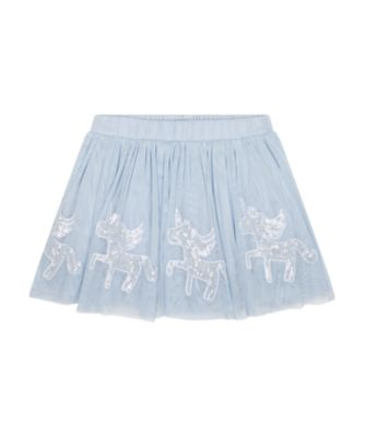Mothercare Fairy Tale Blue Unicorn Skirt