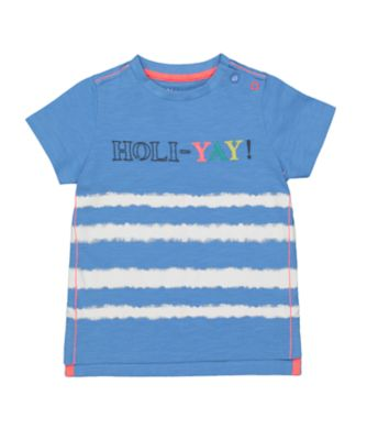Mothercare Beach Life Holi-Yay! Short Sleeve T-Shirt