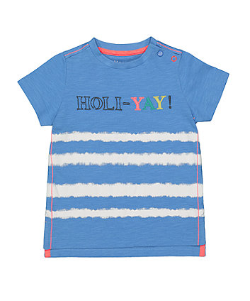 Mothercare Fashion Holi-Yay! T-Shirt