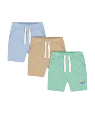 Mothercare Desert Vibes Shorts - 3 Pack
