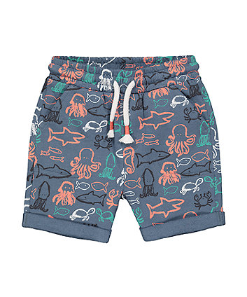 Mothercare Sea Creatures Shorts