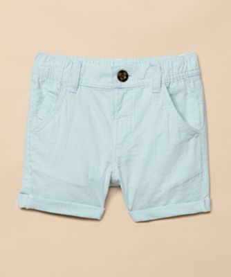 Mothercare Special Collection Blue Stripe Shorts