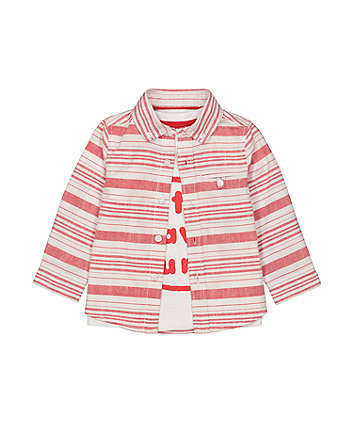 Mothercare Let'S Have Fun T-Shirt And Shirt Set
