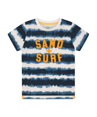 Mothercare Dream Surfer Tie Dye Short Sleeve T-Shirt