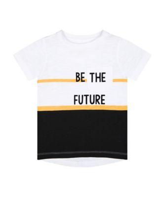 Mothercare Urban Tropics Be The Future Short Sleeve T-Shirt