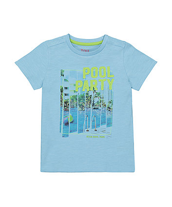 Mothercare Fashion Pool Party T-Shirt