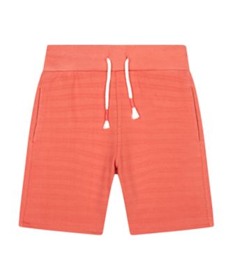 Mothercare Easy Vibes Rust Jacquard Shorts
