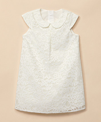 Mothercare White Lace Occasion Dress