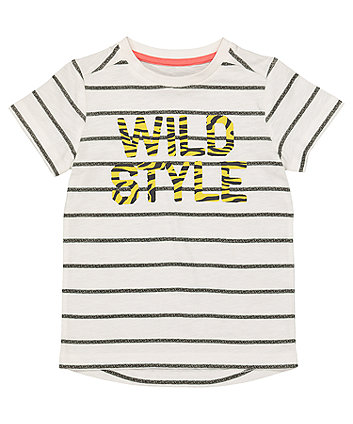 Mothercare Wild Style T-Shirt