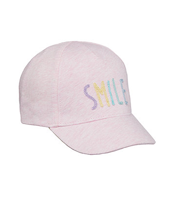 Mothercare Heart And Smile Caps - 2 Pack