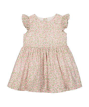 Mothercare Ditsy Floral Dress