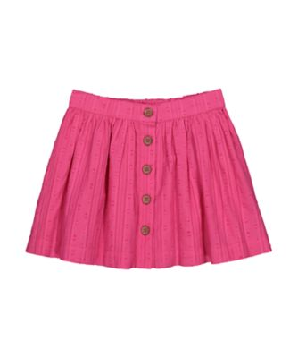 Mothercare Oriental Bloom Pink Dobby Skirt