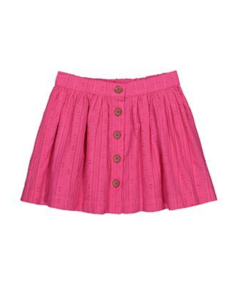 Mothercare Oriental Bloom Pink Dobby Skirt