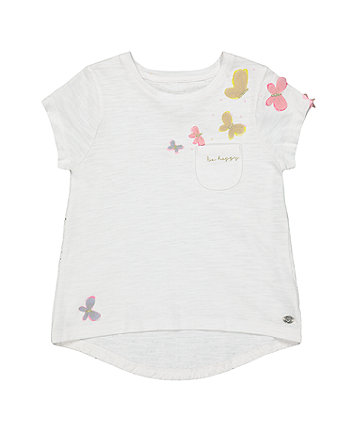 Mothercare Butterfly T-Shirt