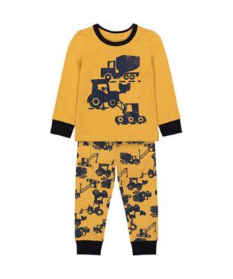 Mothercare Boys Tractor EPP Pyjamas