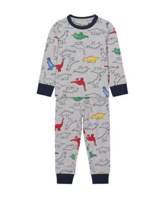 Mothercare Boys Dino Outline EPP Pyjamas