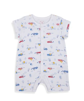 Mothercare Little Beep Beep Single Romper