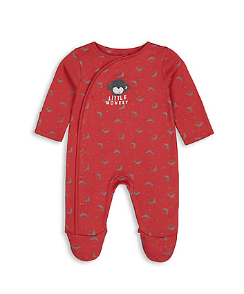 Mothercare Little Monkey All In One