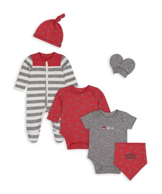 Mothercare Boys Monkey 6Pieces Set