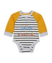 Mothercare Daddy Is Roarsome Dino Bodysuit
