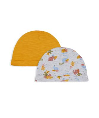 Mothercare Autumn Dino Hats - 2 Pack