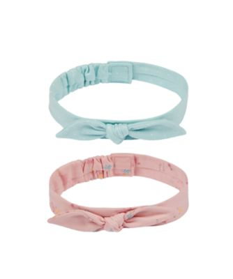 Mothercare Harvest Mouse Headband - 2 Pack