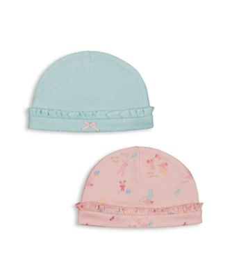 Mothercare Harvest Mouse Hats - 2 Pack