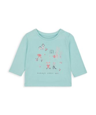 Mothercare Harvest Mouse Mummy Bunny Uber Long Sleeve T-Shirt