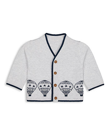 Mothercare Balloon Knitted Cardigan