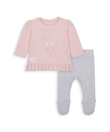 My First Bunny Top And Leggings Set [SS21]