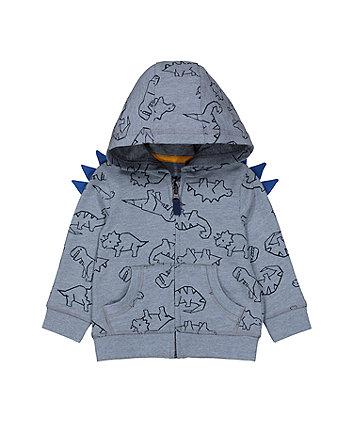 Mothercare Novelty Dinosaur Hoody