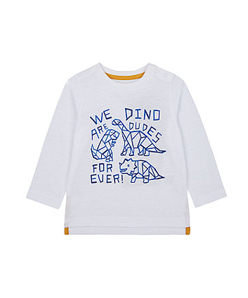 Mothercare Dino Dudes T-Shirt