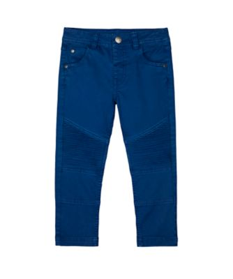 Mothercare Space Arcade Blue Biker Trouser