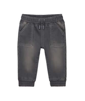 Mothercare Grey Pocket Jogger Cuffed Jean