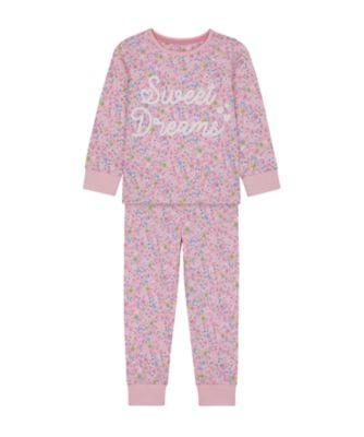 Mothercare Girls Sweet Dreams EPP Pyjamas